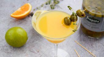 Citrus Glow Martini