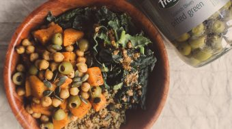 Vegan Recipe Nourish Bowl